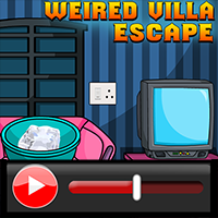 Weired Room Escape Walkth…