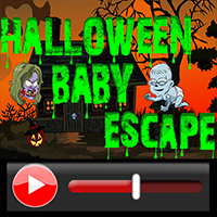 Halloween Baby Escape Wal…