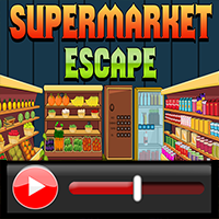 Supermarket Escape Walkth…