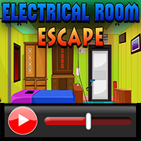 Electrical Room Escape Wa…