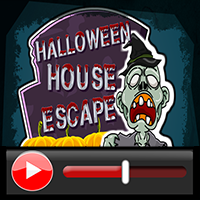 Halloween House Escape Wa…