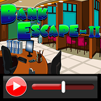 Bank Escape 2 Walkthrough