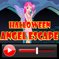 Halloween Angel Escape Wa…