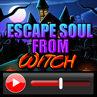 Escape Soul From Witch Wa…