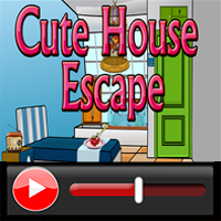 Cute House Escape Walkthr…