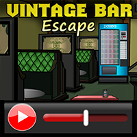 Vintage Bar Escape Walkth…