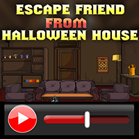Escape Friend From Hallow…