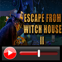 Escape From Witch House 2…