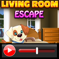 Living Room Escape Walkth…