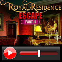 Royal Residence Escape 2 …