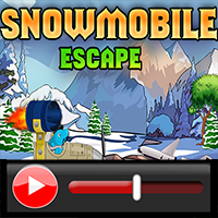 Snowmobile Escape Walkthr…