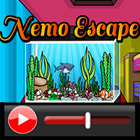 Nemo Escape Walkthrough