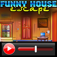 Funny House Escape Walkth…