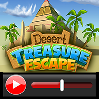 Desert Treasure Escape Wa…