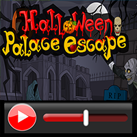 Halloween Palace Escape W…