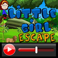 Little Girl Escape 4 Walk…