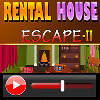 Rental House Escape 2 Wal…