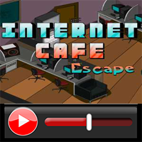 Internet Cafe Escape Walk…