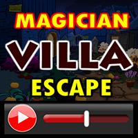 Magician Villa Escape Wal…