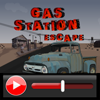 Gas Station Escape Walkth…
