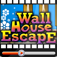 Wall House Escape Walkthr…