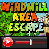 WindMill Area Escape Walk…