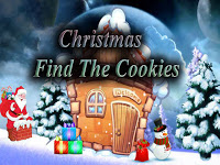 Top10NewGames Christmas Find The Cookies