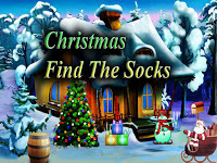 Top10NewGames Christmas Find The Socks