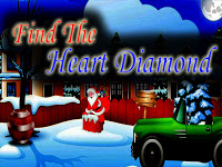 Top10NewGames Find The Heart Diamond