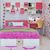 GenieFunGames Teenage Girl Bedroom Escape