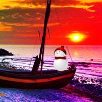 WowEscape Christmas Beach…