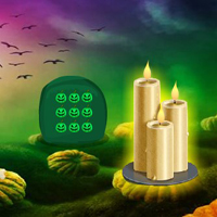 WowEscape Cursed Candle F…